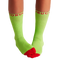 FUN X Fiorucci Unisex Solid Crew - Fun Socks