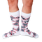 FUN X Fiorucci Unisex Triangles Crew - Fun Socks