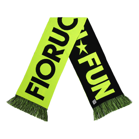 FUN X Fiorucci Reversible Scarf - Fun Socks