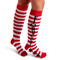 FUN X Fiorucci Womens Stripe Knee High - Fun Socks