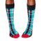 Men's Plaid Socks - Fun Socks