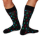 Men's Christmas Tree Socks - Fun Socks