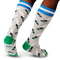 Men's Track and Field Socks - Fun Socks