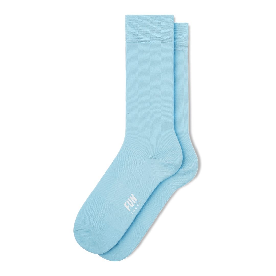 Men's Solidified Socks - Fun Socks
