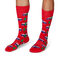 Men's Holiday Van Socks