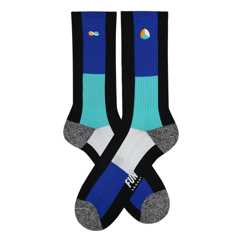 Men's Block Athletic Socks
