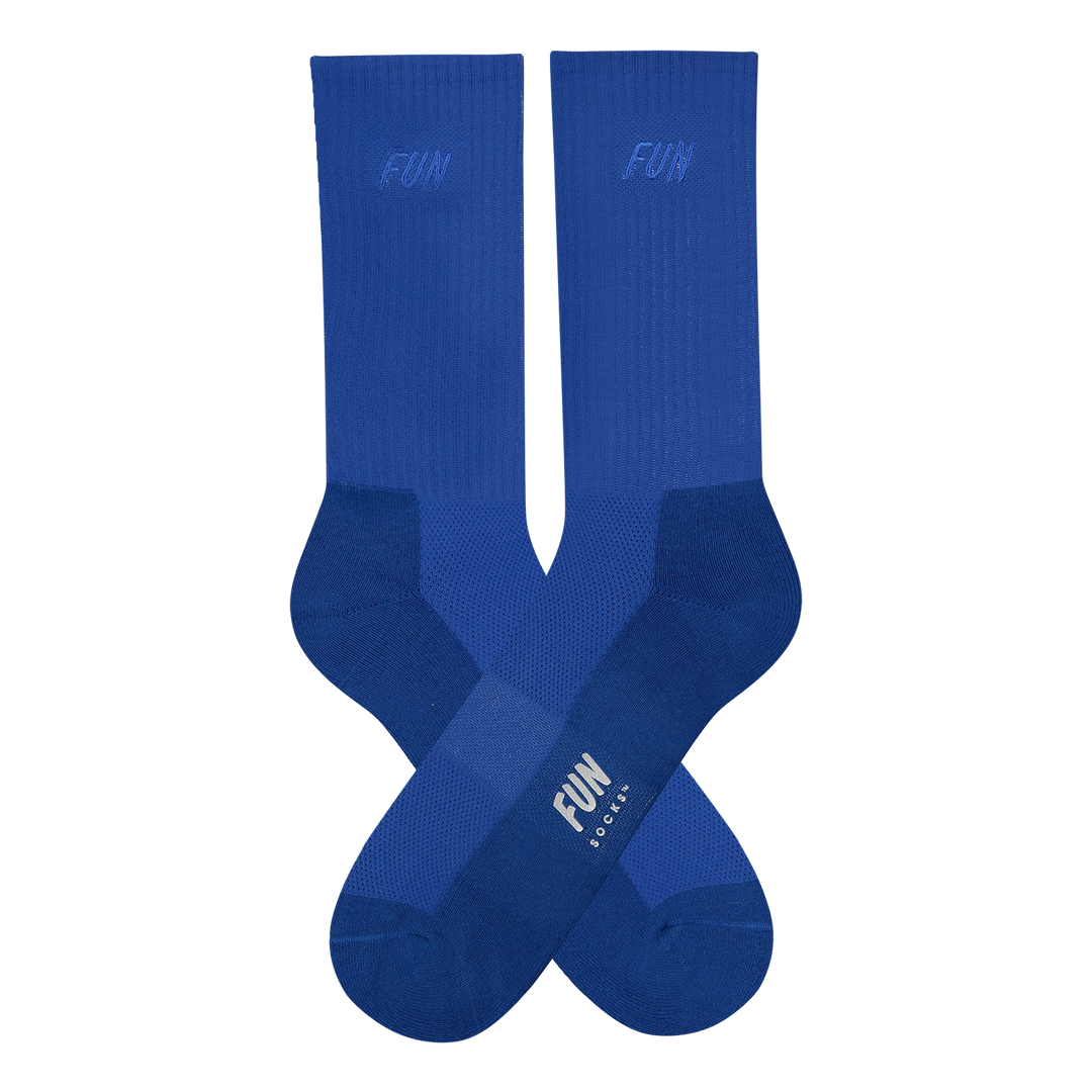 Men's Solidified Athletic Socks