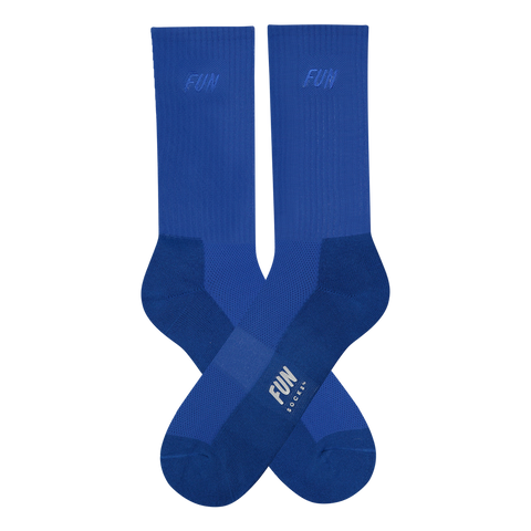 Men's Solidified Athletic Socks - Fun Socks