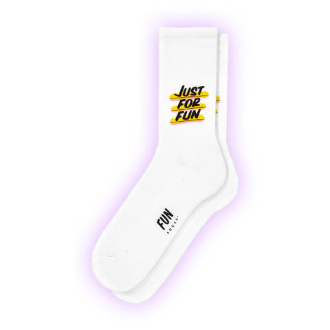 "BVF X FUN ""Just for Fun"" Socks - Fun Socks"