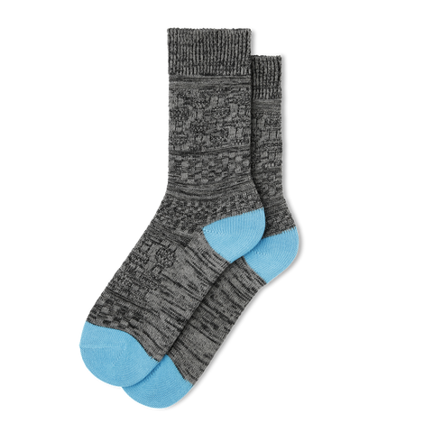 Men's Mixed Wool Socks - Fun Socks