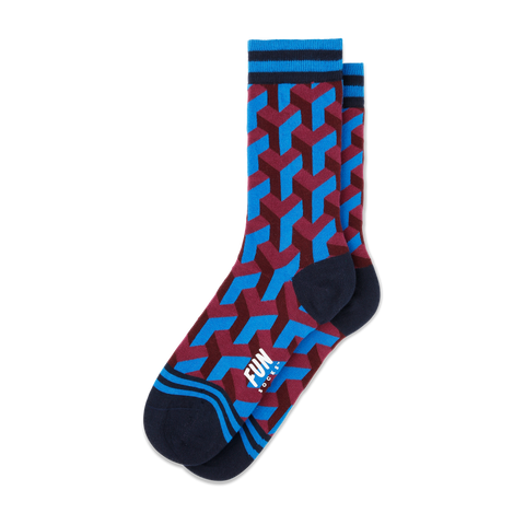 Women's Illusionist Socks - Fun Socks
