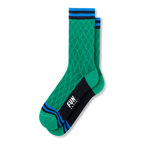 Women's Grid Socks