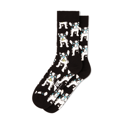 Women's French Bulldog Socks - Fun Socks