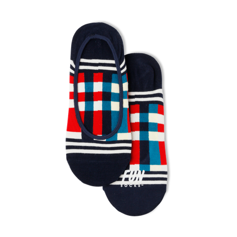 Women's Plaid Socks