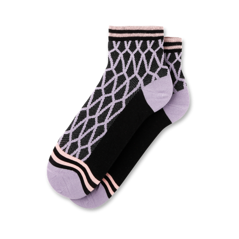 Women's Mesh Socks - Fun Socks