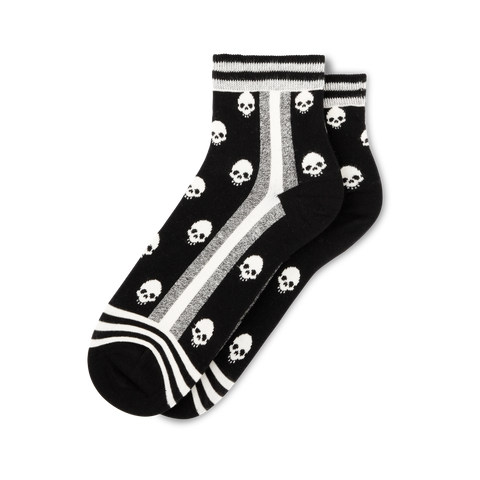 Women's Skull Socks