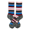 Women's Stripe Athletic Socks - Fun Socks