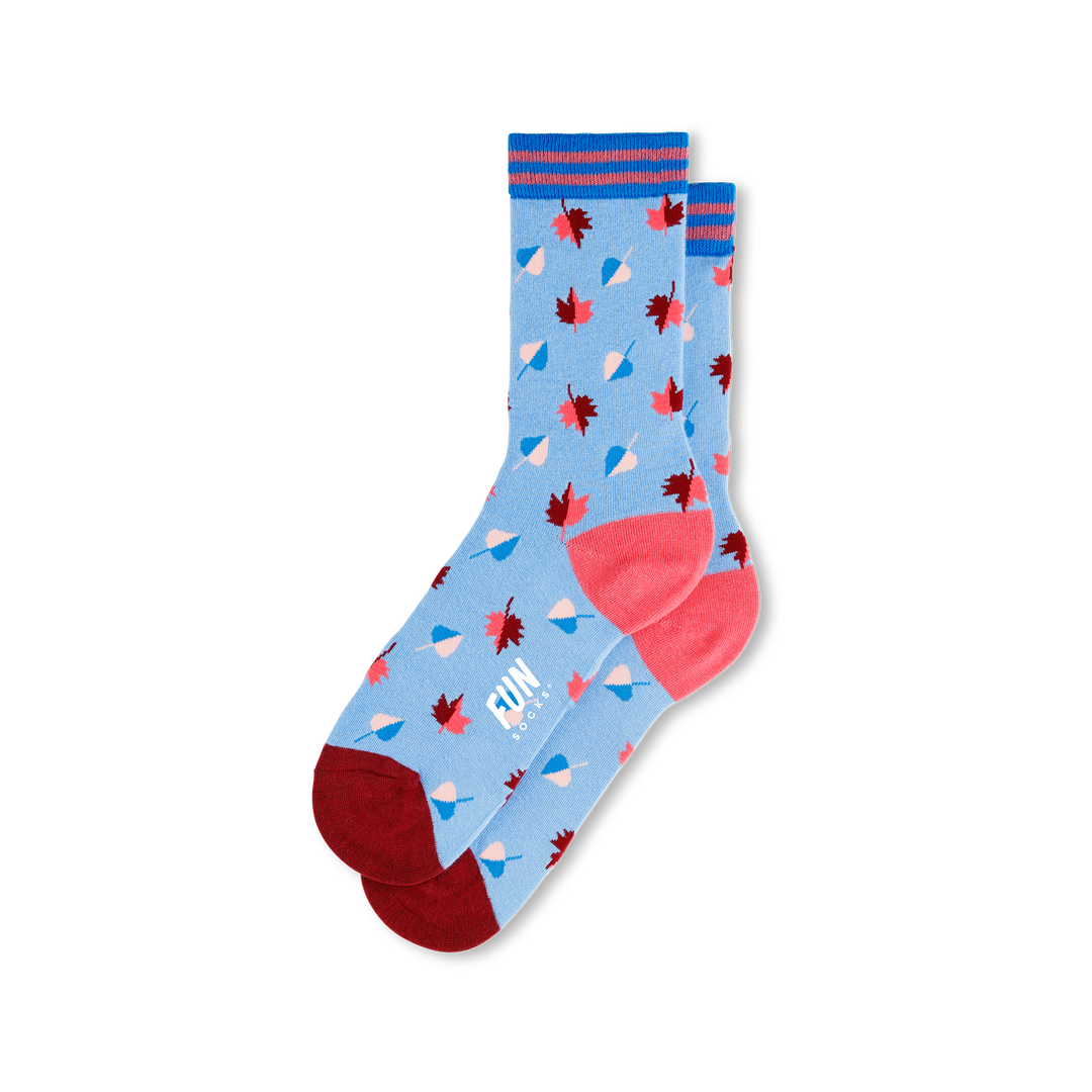 Women's Fall Leaves Socks