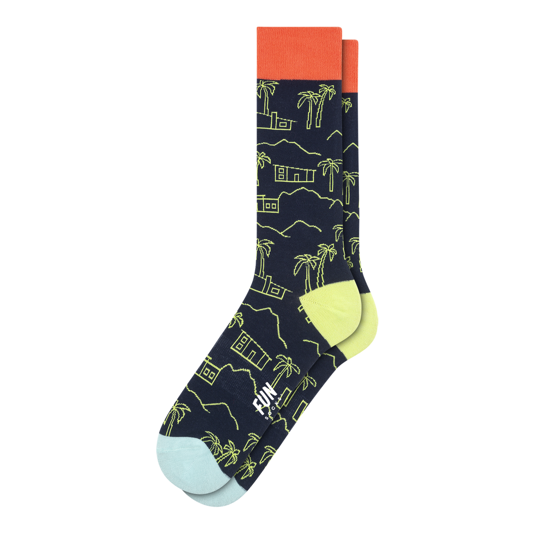 MEN'S PALM SPRINGS SOCKS