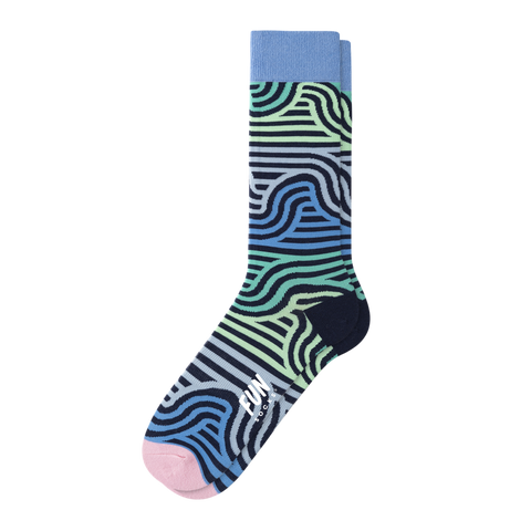 MEN'S TWISTED SOCKS