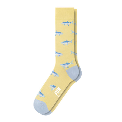 MEN'S BARRACUDA DRESS SOCK