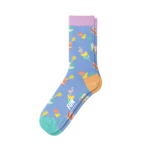 WOMEN'S FRUIT SOCKS