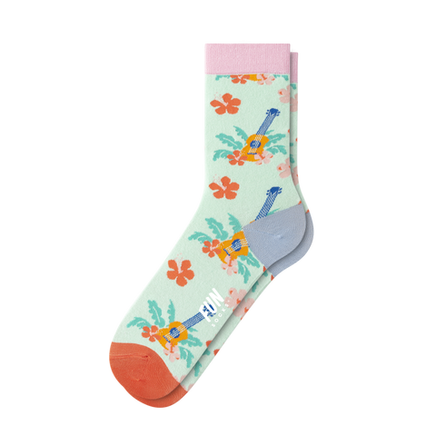 WOMEN'S Ukulele  SOCKS