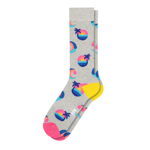 Men's Sunset Socks