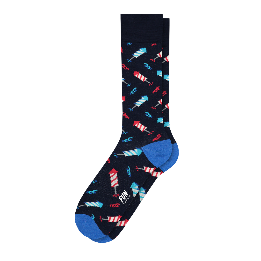 Men's Firecracker Socks