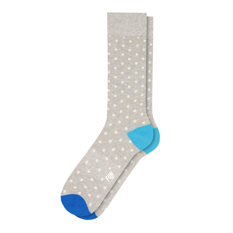 Men's Micro Dot Socks