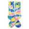 Men's Tie-Dyed Athletic Socks