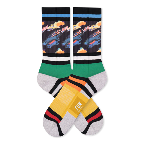 MEN'S SUMIE ATHLETIC SOCKS