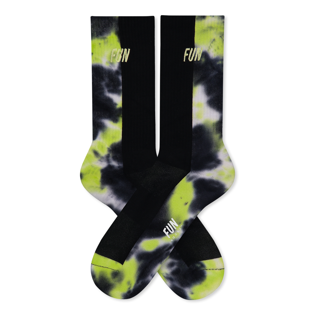 Men's Marble Athletic Socks