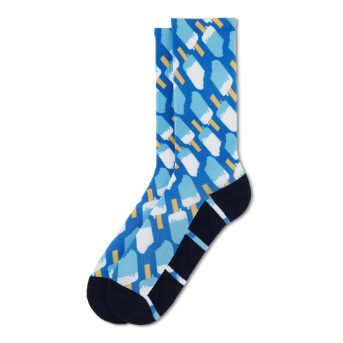 Men's Ice Cream Bar Athletic Socks