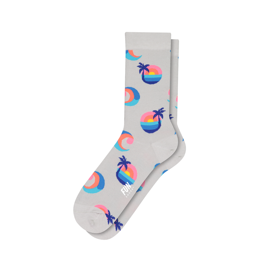 Women's Sunset Socks
