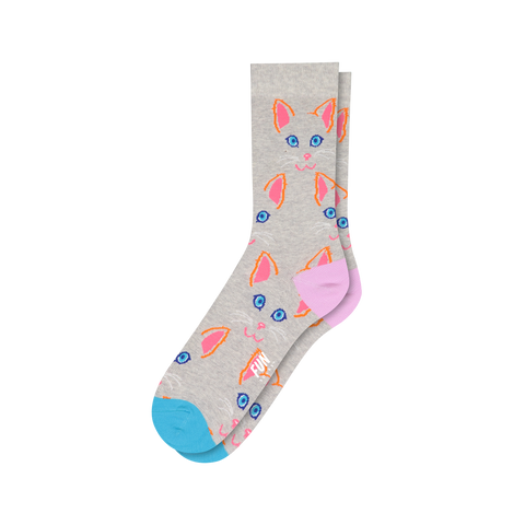 Women's Cat Socks