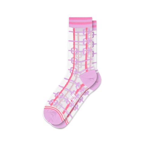 Women's Chain Link Socks