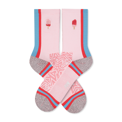 Women's Ice Cream Bar Athletic Socks