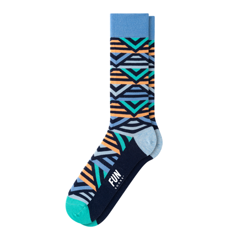 MEN'S PEAKS & VALLEYS SOCKS