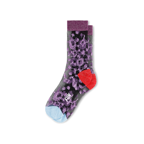 Women's Astronomy Sheer Socks