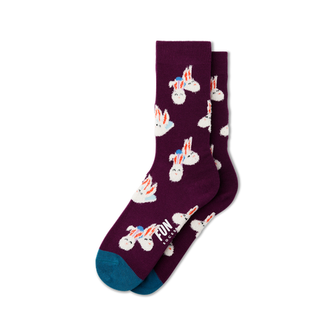 Women's Bunny Slipper Socks