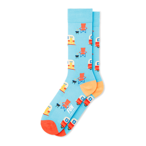 Men's Happy Camper Socks