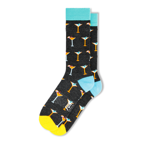 Men's Cocktail Socks