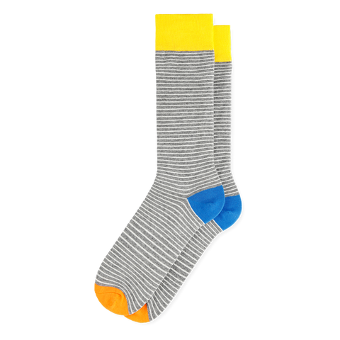 Men's Fundamental Stripe Socks