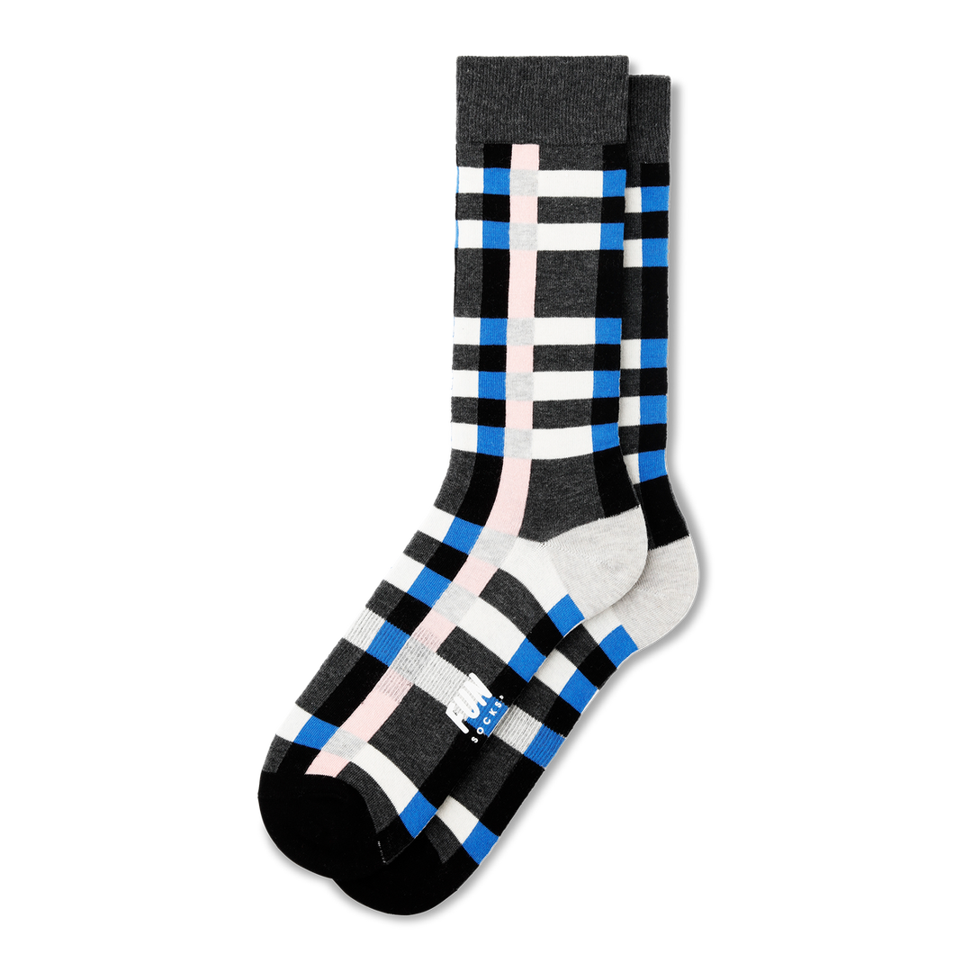 Men's Plaid Socks