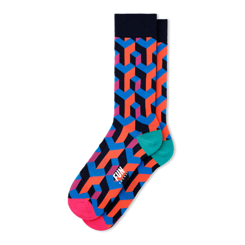 Men's Illusionist Socks