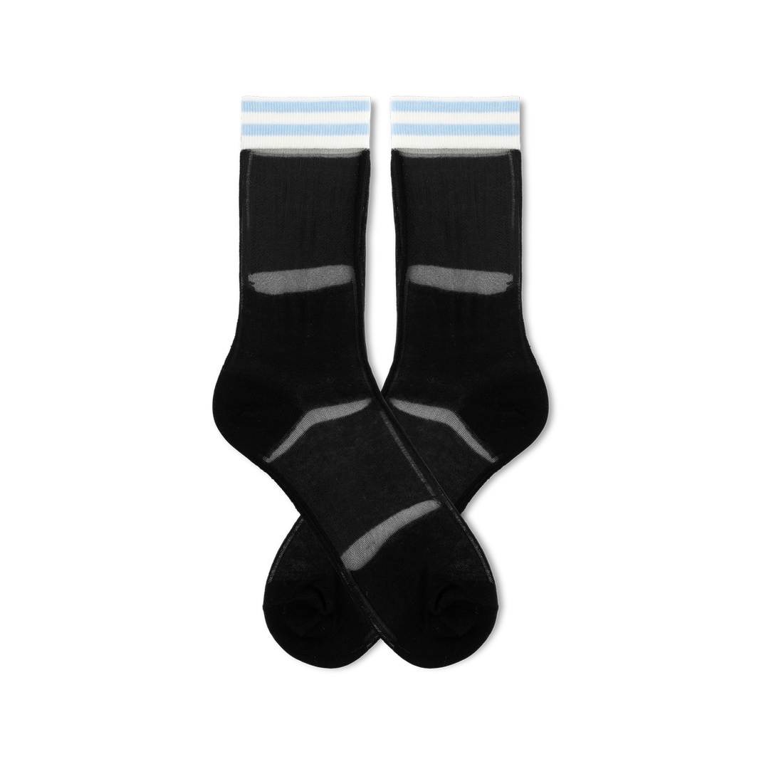 Women's Block Stripe Socks
