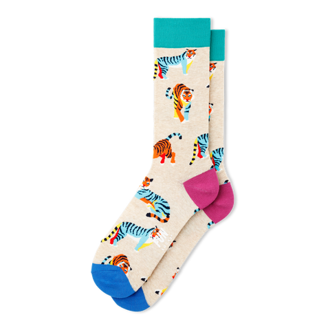 Men's Tiger Socks