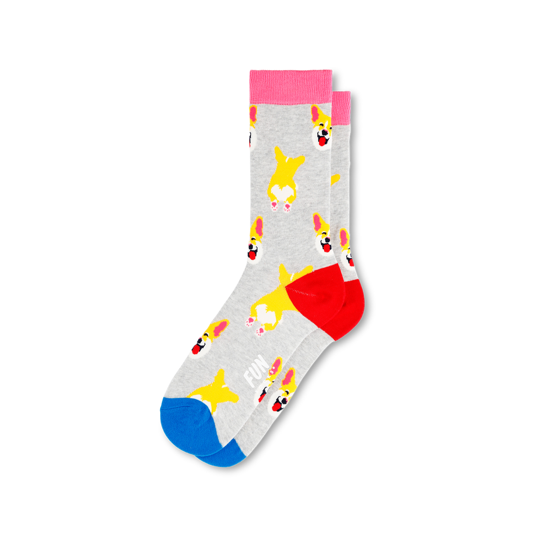 Women's Corgi Dog Socks