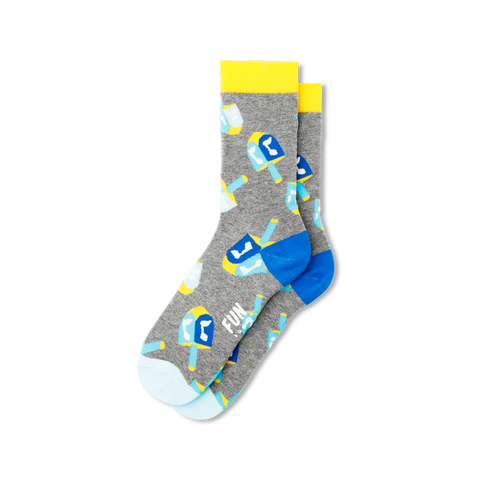 Women's Dreidel Socks